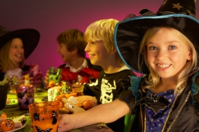 Host The Perfect Spooky Themed Party For Kids!